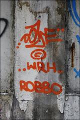 Doze WRH (Alex Ellison) Tags: urban abandoned graffiti factory decay tag warehouse graff doze exploration derelict printers urbex northlondon wrh werockhard teamrobbo