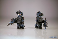 Future SPEC OPS (R.Goff1) Tags: lego military navy camo seal minifig custom