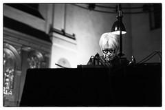 Ryuichi Sakamoto & Taylor Deupree @ St John Sessions, St John-at-Hackney, London, 20th February 2014 (fabiolug) Tags: leica blackandwhite bw music london church monochrome zeiss 50mm blackwhite concert keyboard live duo gig livemusic performance piano rangefinder synth ambient electronica hackney monochrom keyboards electronic synths biancoenero synthesiser stjohnchurch sonnar boilerroom pianoforte ryuichisakamoto preparedpiano leicam taylordeupree zeisssonnar 50mmf15 sonnar50mm stjohnathackney zeisscsonnar zeisszm50mmf15csonnar boilerroomtv stjohnathackneychurch mmonochrom leicammonochrom leicamonochrom zeisscsonnartf1550mmzm stjohnsessions ryuichisakamototaylordeupree