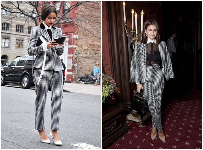fashion editor street style