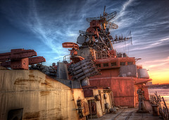 """Guard ship """"Дружный"""" (I g o r ь) Tags: urbanexploration lostplaces"""