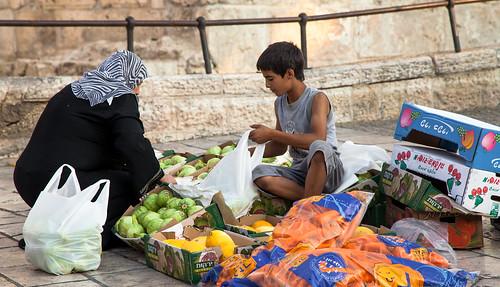 https://www.twin-loc.fr Jersulem, Israel - Porte de Damas - Damascus Gate - باب العامود - Bab Alamud - שַׁעַר שְׁכֶם - Sha'ar Sh'khem - Photo image picture