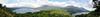 twin lakes panorama ((noou)) Tags: bali lake twin buyan tamblingan