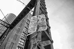 Stickers (Voluntary Amputation) Tags: urban boston ma graffiti bikes bostonist