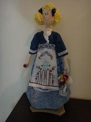 Minha Evangeline (PCPriscila) Tags: doll boneca tilda ragdoll evangeline autumntilda