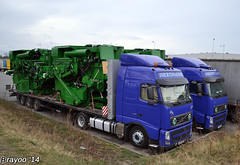 Rezonans (BY) (Brayoo) Tags: tractor truck transport lorry trucks trans lkw tir camoin camioin