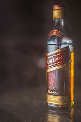 johnnie walker (sami kuosmanen) Tags: light red party night drunk suomi finland drink label smoke walker whisky johnnie ilta y valo bileet juhla knni juoma savu viski