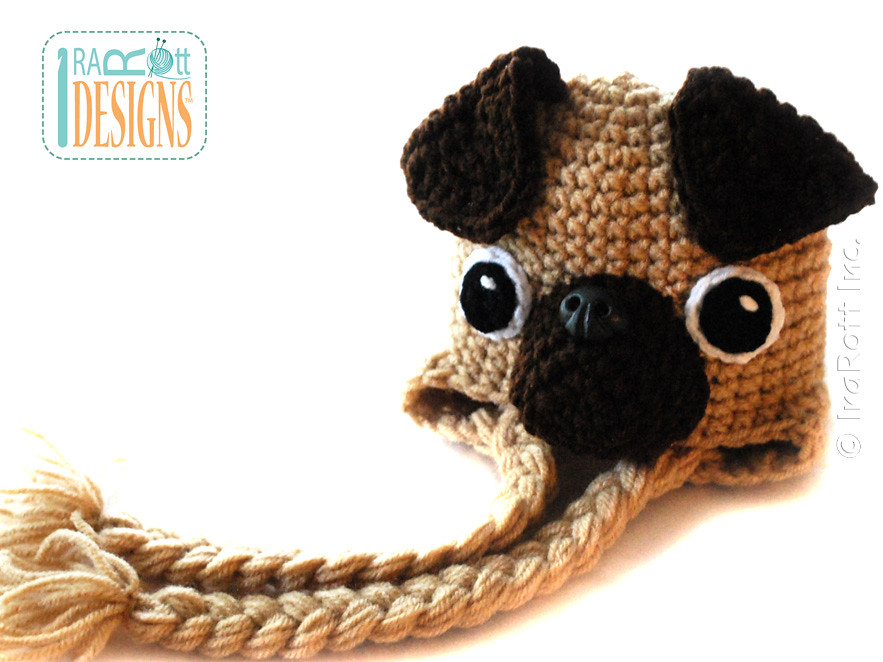 Puppy Dog Hat Knitting Pattern : The Worlds most recently posted photos of crochet and ...