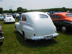 '48 Ford Two Door Sedan (ilgunmkr - Thanks for 6,000,000+ Views) Tags: ford 1948 sedan customized carshow fordv8 1948ford meltdowndragsbyronillinois