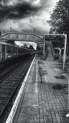 Hounslow train station (dksesh) Tags: sony seshadri sesh harita sonyxperia dhanakoti haritasya seshfamily sonyxperiaz2