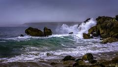 The beauty of the sea - A beleza do mar (Yako36) Tags: portugal peniche baleal sea mar seascape landscape paisagem sony18553556oss sonynex5n