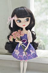 DSC04936 (Blue faerie) Tags: pullip dall doll dollcollector