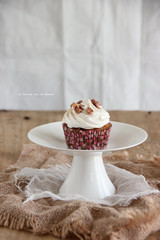 minicakes024 (la cerise sur le gteau) Tags: food cooking cake photography baking patisserie cupcake pastry muffin pecan carrotcake topping gteau