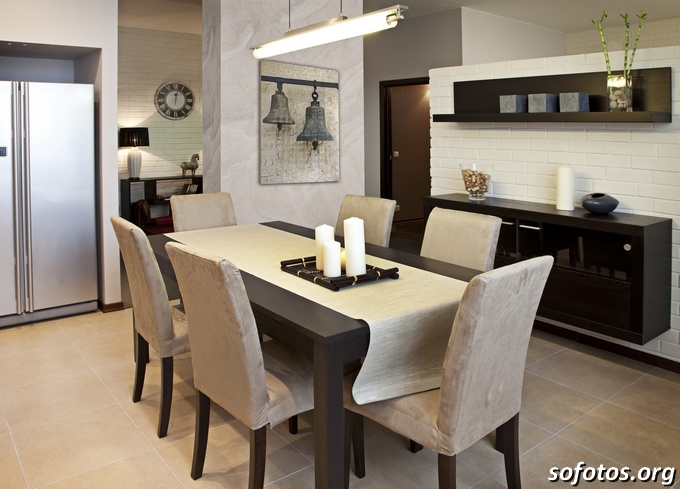 Salas de jantar decoradas (144)