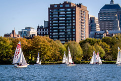 Boston (*lonelymango) Tags: sailing sailboats bu bostonuniversity