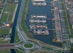 Holland from above (Rolandito.) Tags: above holland netherlands photo europa europe shot flight scenic nederland aerial paysbas cessna niederlande lionair