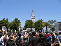March Against Monsanto SF (I Luv Monkeys) Tags: sf sanfrancisco california food usa march pier protest biotech event embarcadero environment organic activism mam gmo eco activist sustainable geneticallymodified geneticallyengineered occupy foodlabeling prop37 marchagainstmonsanto