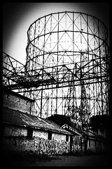 Geometrie (II) (Difin@) Tags: nike gazometro ostiense d90 1770mm uploaded:by=flickrmobile flickriosapp:filter=orca orcafilter