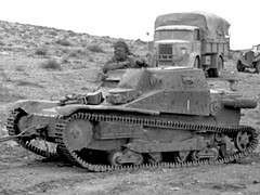 "Italian Tankette L3-33 • <a style=""font-size:0.8em;"" href=""http://www.flickr.com/photos/81723459@N04/9184751443/"" target=""_blank"">View on Flickr</a>"