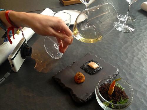 Chef Akrame Benallal, créateur de recette pour les Sweet Bordeaux