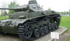 """PzKpfw III Ausf.G (2) • <a style=""""font-size:0.8em;"""" href=""""http://www.flickr.com/photos/81723459@N04/9291195188/"""" target=""""_blank"""">View on Flickr</a>"""