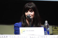 Eva Green (Gage Skidmore) Tags: california green san eva comic diego center empire convention 300 sullivan rise rodrigo con noam murro stapleton santoro 2013