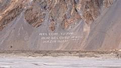 A message by Locals! (H Shahh) Tags: pakistan tourism beauty north bikes hunza dir gilgit kalash hoper chitral khunjrab soust