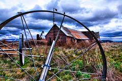 Chesterfield Idaho ghost town (Pattys-photos) Tags: town ghost idaho chesterfield