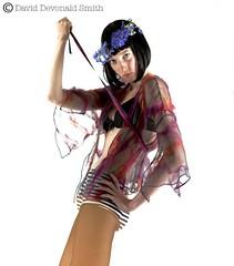 MISS X August 2013 (David Devonald Smith) Tags: flowers model fashionphotography designer arnhem beautifulwomen togs blithe wwwtwittercom japonesse daviddevonaldsmith katjavangroningen wwwblithenl