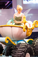 D23 2013 Day 3 (YorkInTheBox) Tags: minolta cosplay sony tinkerbell peterpan disney cosplayers d23 a57 cosplaying d23expo disneycosplay d232013