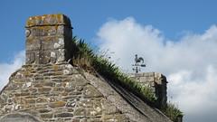 Kerganig  Kercanic (lstr  clonn) Tags: house bretagne britanny maison thatched reetdach strohdach chaumire chaumires tisoul bretagne2013 tiplouz