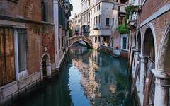 Morning Reflection-Venice