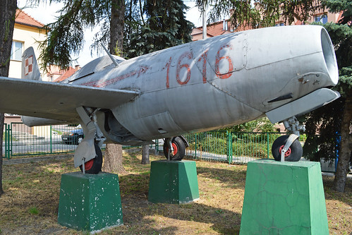Yakolev Yak-23 '1616'