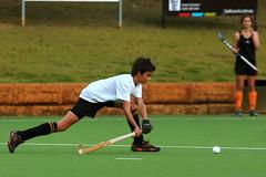 Boys U13 State Team V 15G_ (49) (Chris J. Bartle) Tags: westernaustralia turf fieldhockey poorlighting uwa traininggame stateunder15girls stateunder13boys