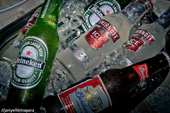 Nosso #RockInCasa ♥ (janyellemayara) Tags: ice heineken vodka cerveja festa budweiser smirnoff rockinrio rockincasa