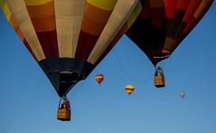 Launch Partners (NM Flower Girl) Tags: canon balloon hotairballoon balloonfiesta winterfire albuquerqueinternationalballoonfiesta winterfirephotographicarts