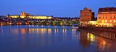 Charles Bridge and Prague Castle (Smits Fotografie) Tags: bridge prague charles praha most vltava hdr hradcany praag karluv moldau karelsbrug smitsfotografie