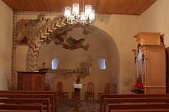 Fresken des Waltensburg Meisters in der reformierte Kirche Casti ( Church - Eglise - Chiesa ) im Dorf Casti im Schams im Kanton Graubünden - Grischun in der Schweiz (chrchr_75) Tags: chriguhurnibluemailch christoph hurni schweiz suisse switzerland svizzera suissa swiss chrchr chrchr75 chrigu chriguhurni 1310 oktober 2013 kantongraubünden albumgraubünden graubünden grischun hurni131019 kirche church eglise chiesa kantongrischun albumkirchenorgelnderschweiz kirchenorgeln kirchenorgel orgel organ organe urut orgán organo 臓器 órgão órgano musik music musikinstrument instrument chiuche iglesia kirke kirkko εκκλησία 教会 kerk kościół igreja церковь église temple albumkirchenundkapellenimkantongraubünden