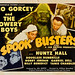 "Spook Busters (Monogram, 1946). Half Sheet (22"" X 28"")."