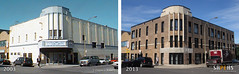 Empire Theatre (2003 & 2013) (SHPEHS) Tags: 1930s 1938 beforeandafter ogilvy empirecinema parkextension builtheritage