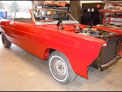 1967 Fairlane Convertable