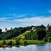 Dresdens drei Elbschlösser im Stadtteil Loschwitz -- Dresden's  three Elbe Castles in Loschwitz district