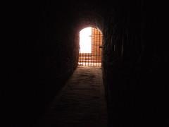 Light beyond the dungeon gate (access.denied) Tags: españa spain alhambra granada portal summer2009