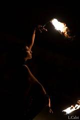 Ouverture (D3nsha) Tags: fire tokyo dance danse burn feu