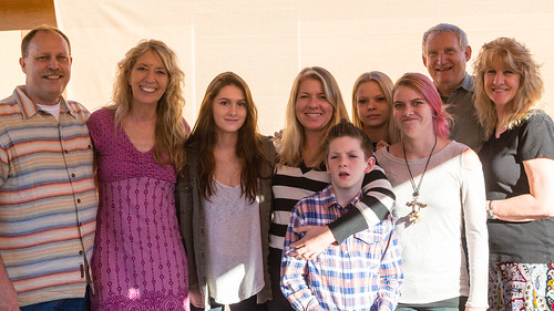 Abbe, Barb, Chris, Emily, Jake, Lauren, Marva, Mitch, Tamaria