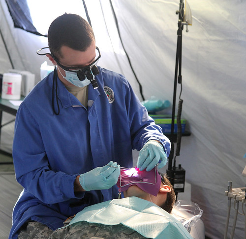 62nd Medical Brigade Dental Training