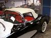 Corvette C1 ´59-´61 Verdeck von CK-Cabrio Montage by Sattlerei MAACK