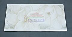 Gạch điểm trang trí (30x60) hoa lan trắng
