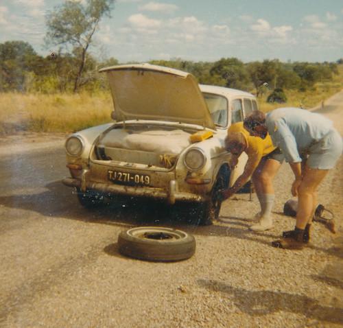 After a Moz mudbath (1971)