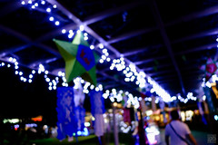 (jeyp.) Tags: lights star bokeh sony philippines chirstmas parol 2013 rx100m2